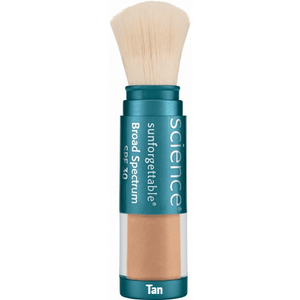 Colorescience Sunforgettable Brush on Powder Sunscreen SPF30 - tan