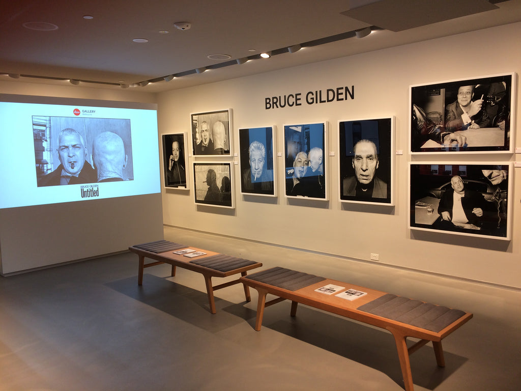 Bruce Gilden Leica Gallery Melbourne Exhibition