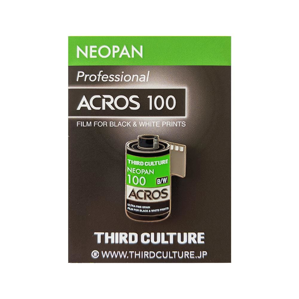 Acros 100 35mm Film Pin - Third Culture