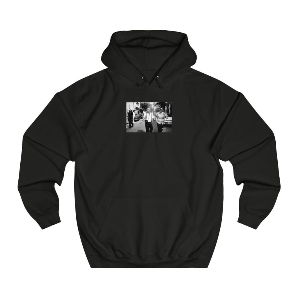 Arakitano Hoodie - Jet Black / L - Third Culture