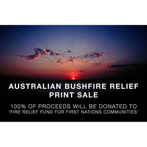 Australian Bushfire Relief Photography Print Sale - Third Culture