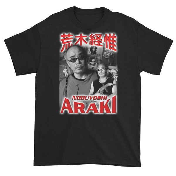 Bootleg Nobuyoshi Araki T-Shirt (Black) - Third Culture