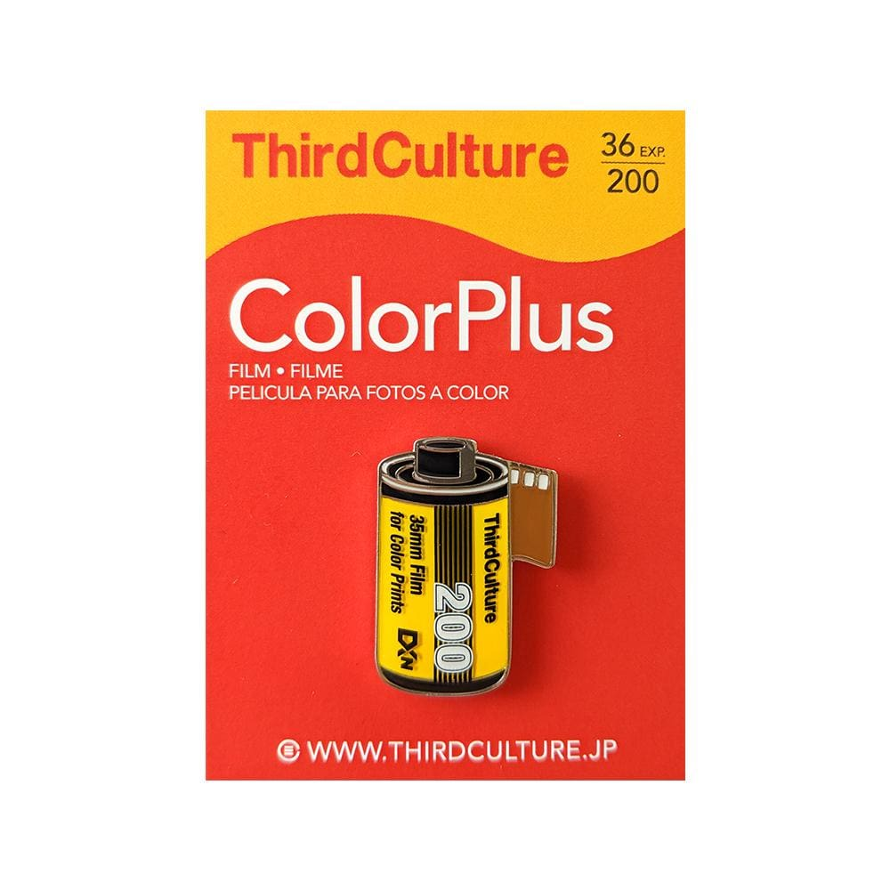 ColorPlus 200 35mm Film Pin - Third Culture
