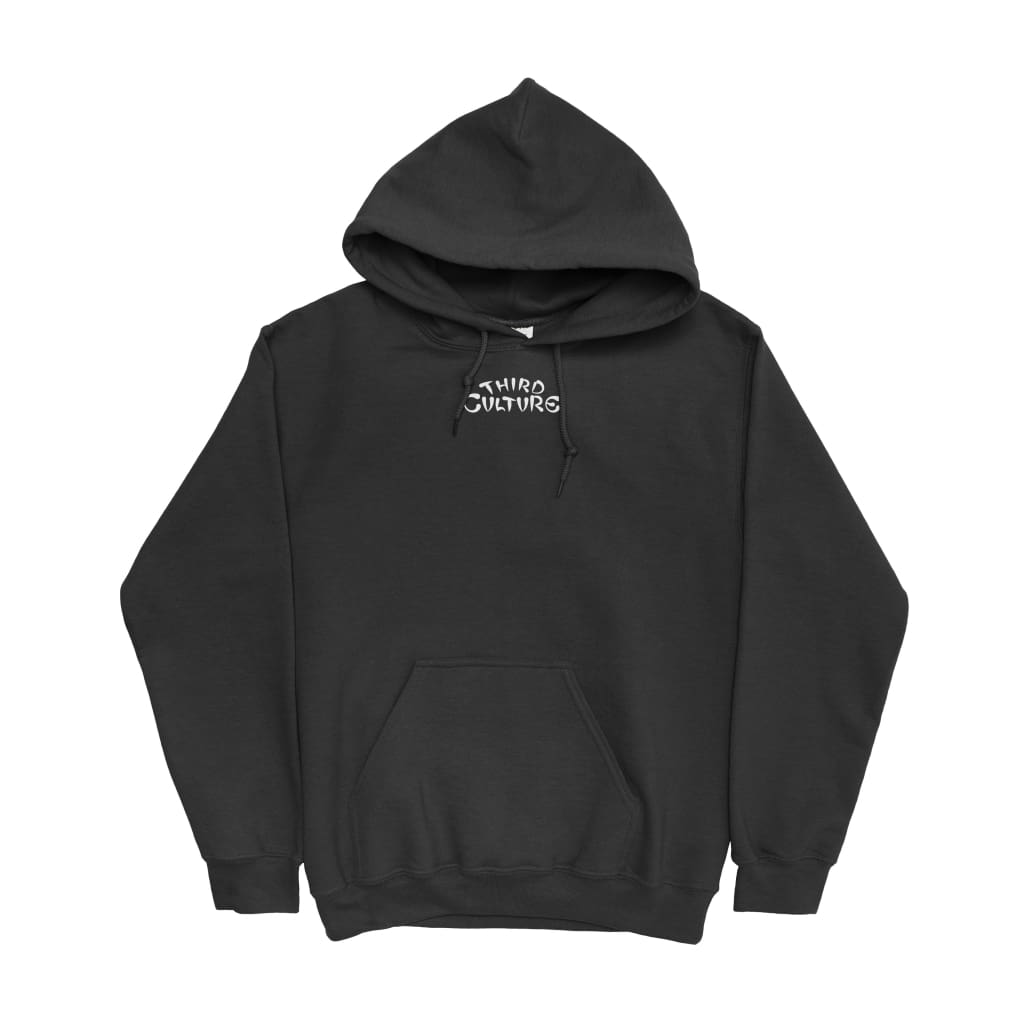 Kwanon Hoodie (Black) - Third Culture