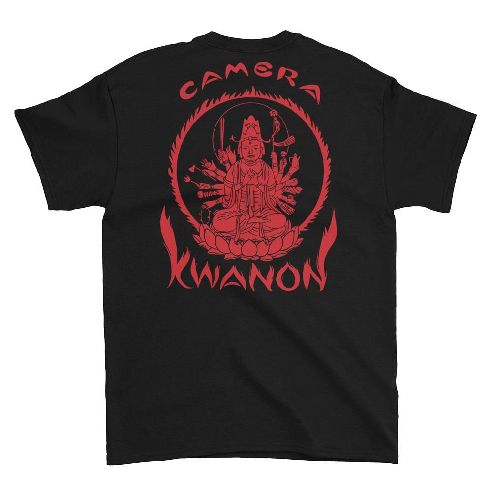 Kwanon T-Shirt (Black) - Third Culture