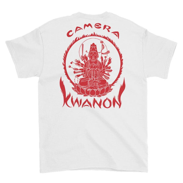 Kwanon T-Shirt (White) - Third Culture