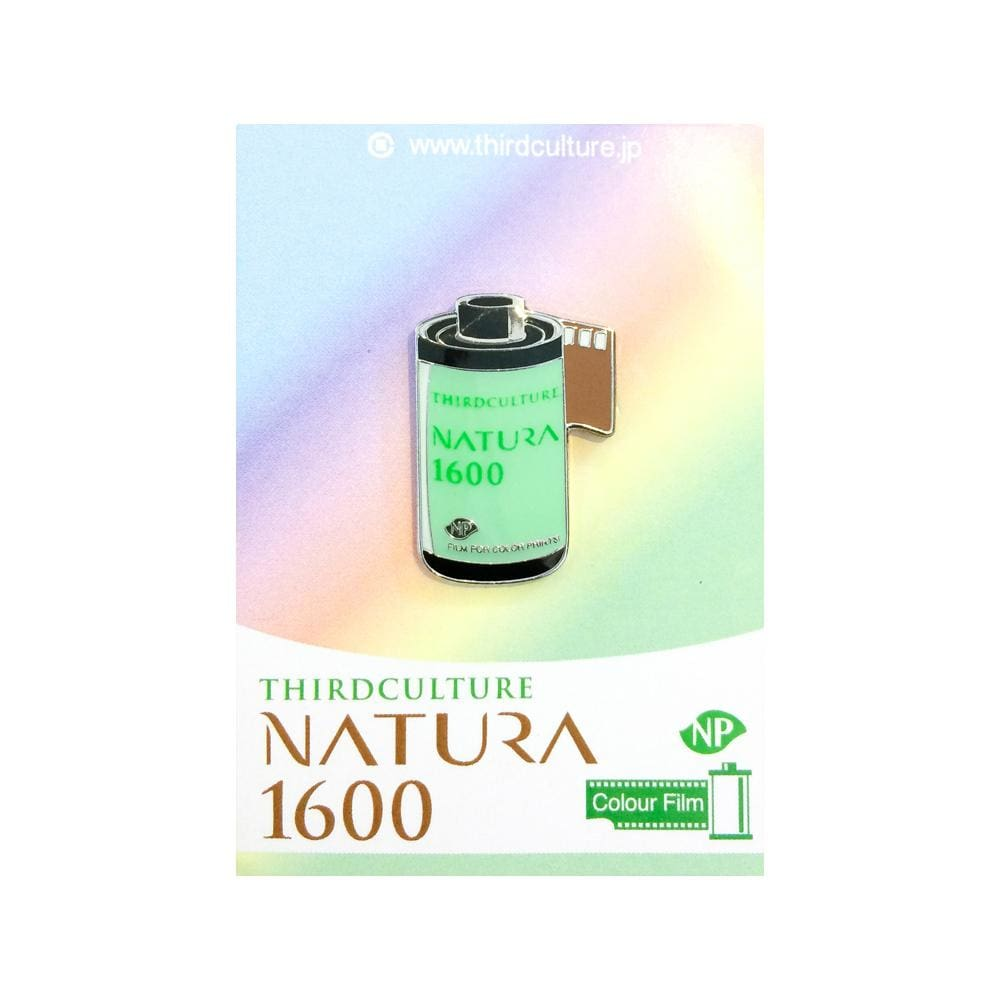 Natura 1600 35Mm Film Pin - Third Culture