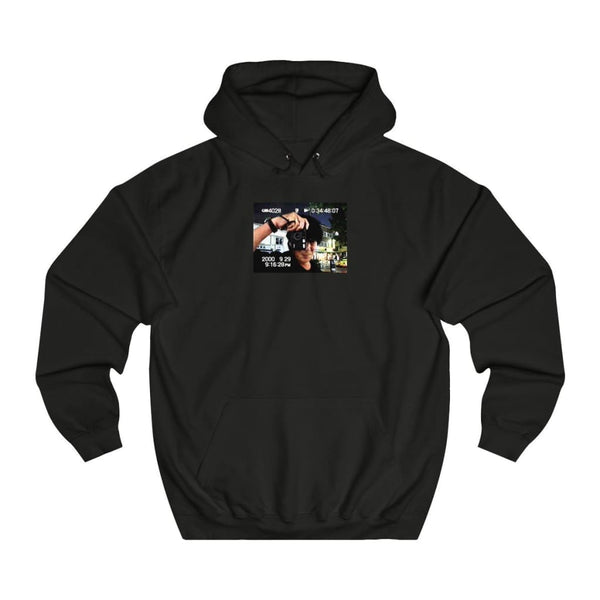 Near Equal Hoodie - Jet Black / L - Third Culture