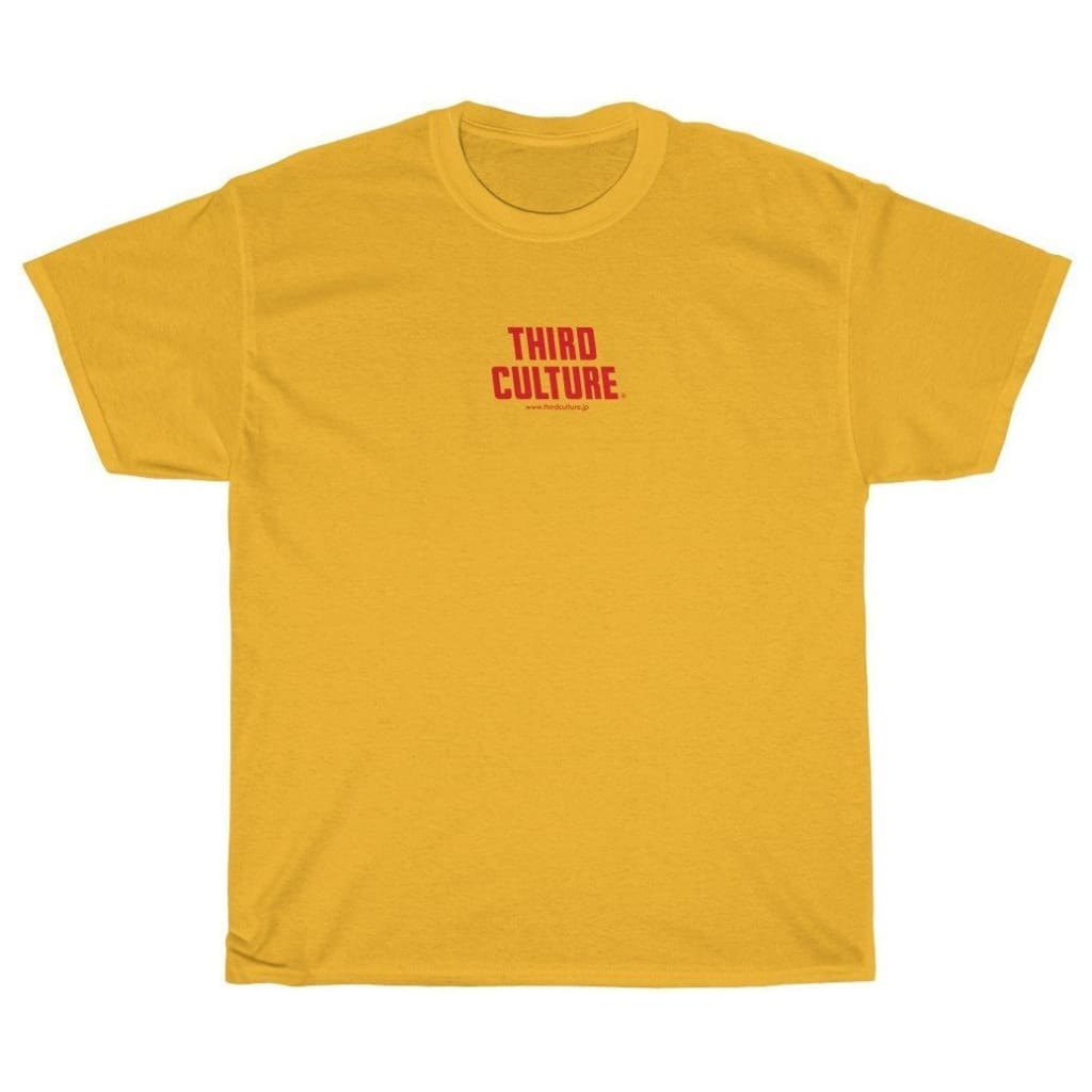 No Photo No Life T-Shirt - Gold / L - Third Culture