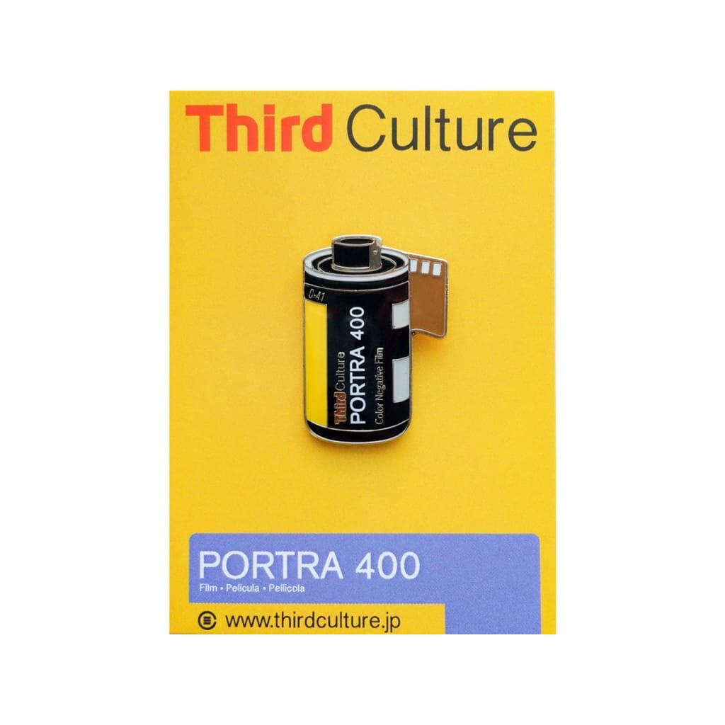 Portra 400 35Mm Film Pin - Third Culture