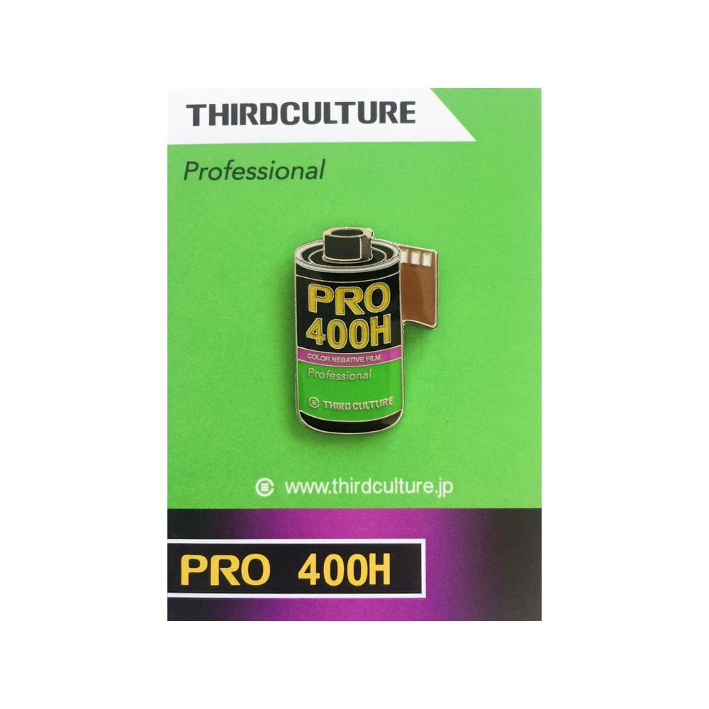 Pro400H 35Mm Film Pin - Third Culture