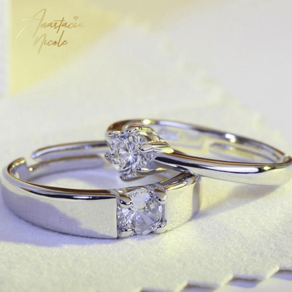 Eternal Love Couple Ring