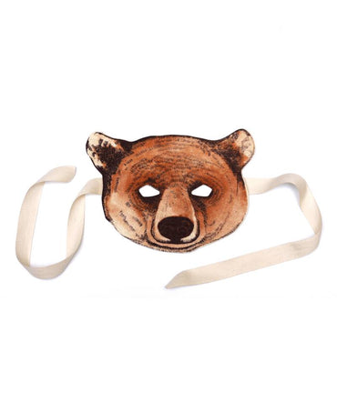 Bear Felt Mask | Fridas Tierchen