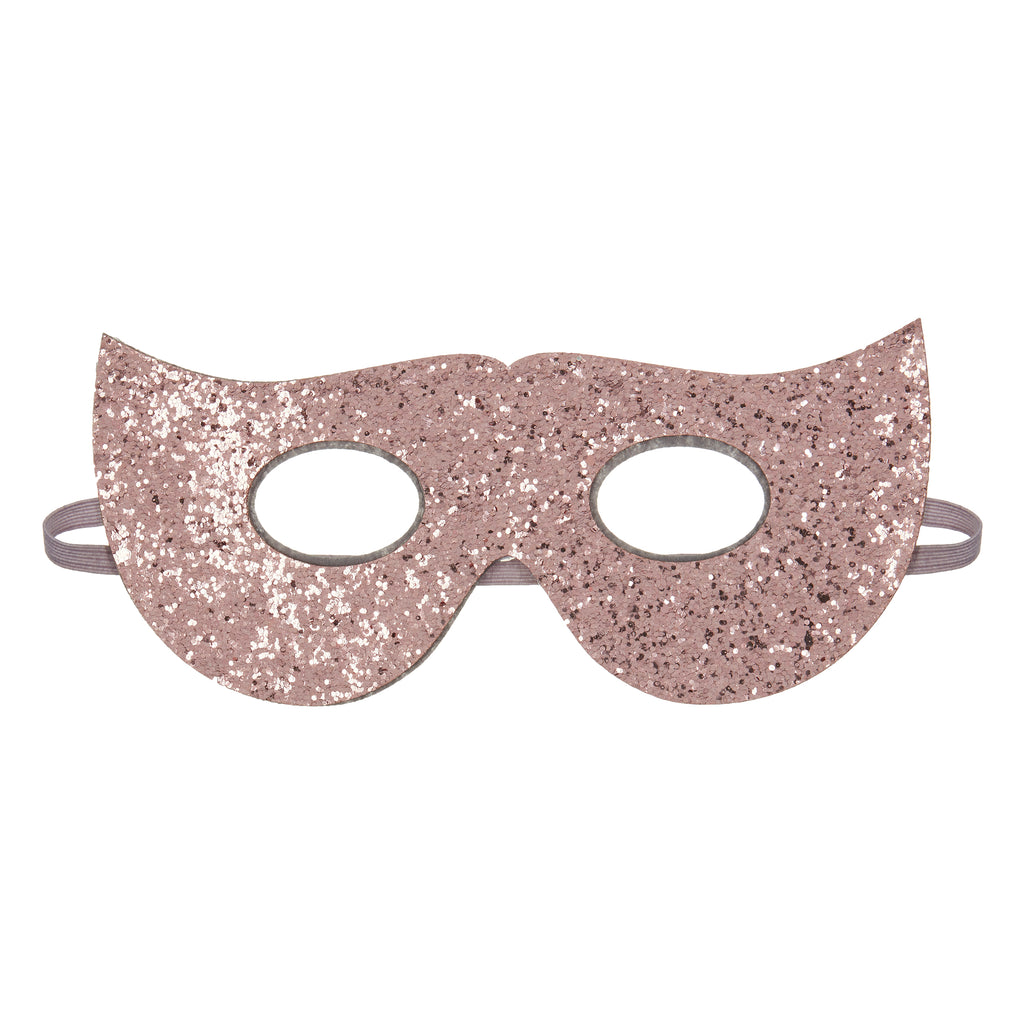 Pink Superhero Mask