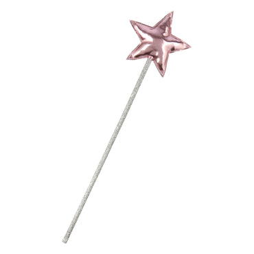 Pink Princess Fairy Star Wand