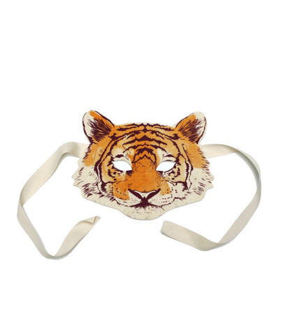 Tiger Felt Mask | Fridas Tierchen