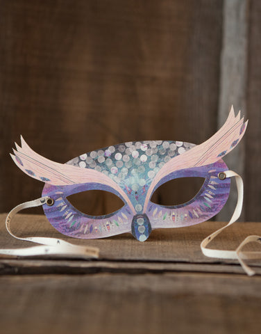 Woodland Set of 3 Children's Masks