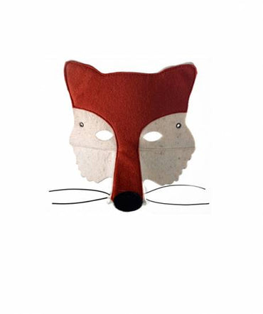Felt Fox Mask | Frida's Tierchen