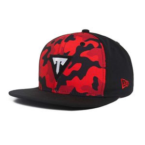 Typical x New Era 59Fifty 'Fire Camo' Snapback