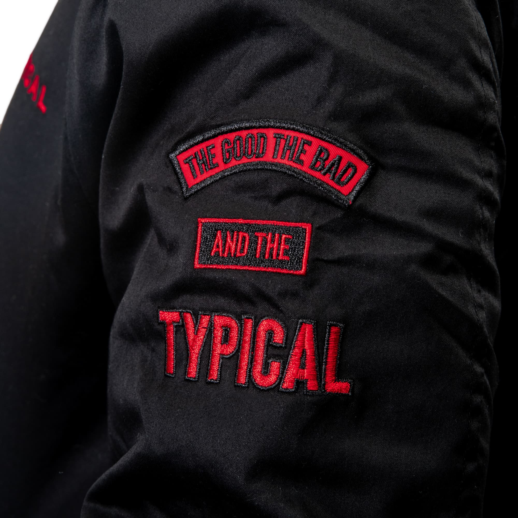 'Typical' Flight Jacket