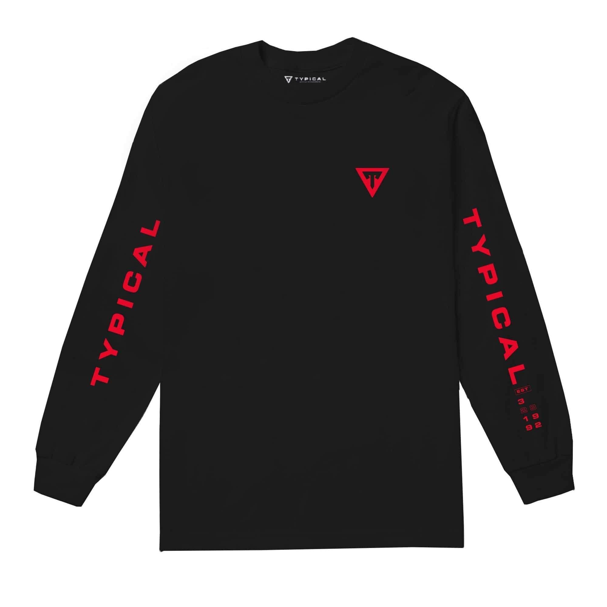 'Redemption' Long Sleeve Tee