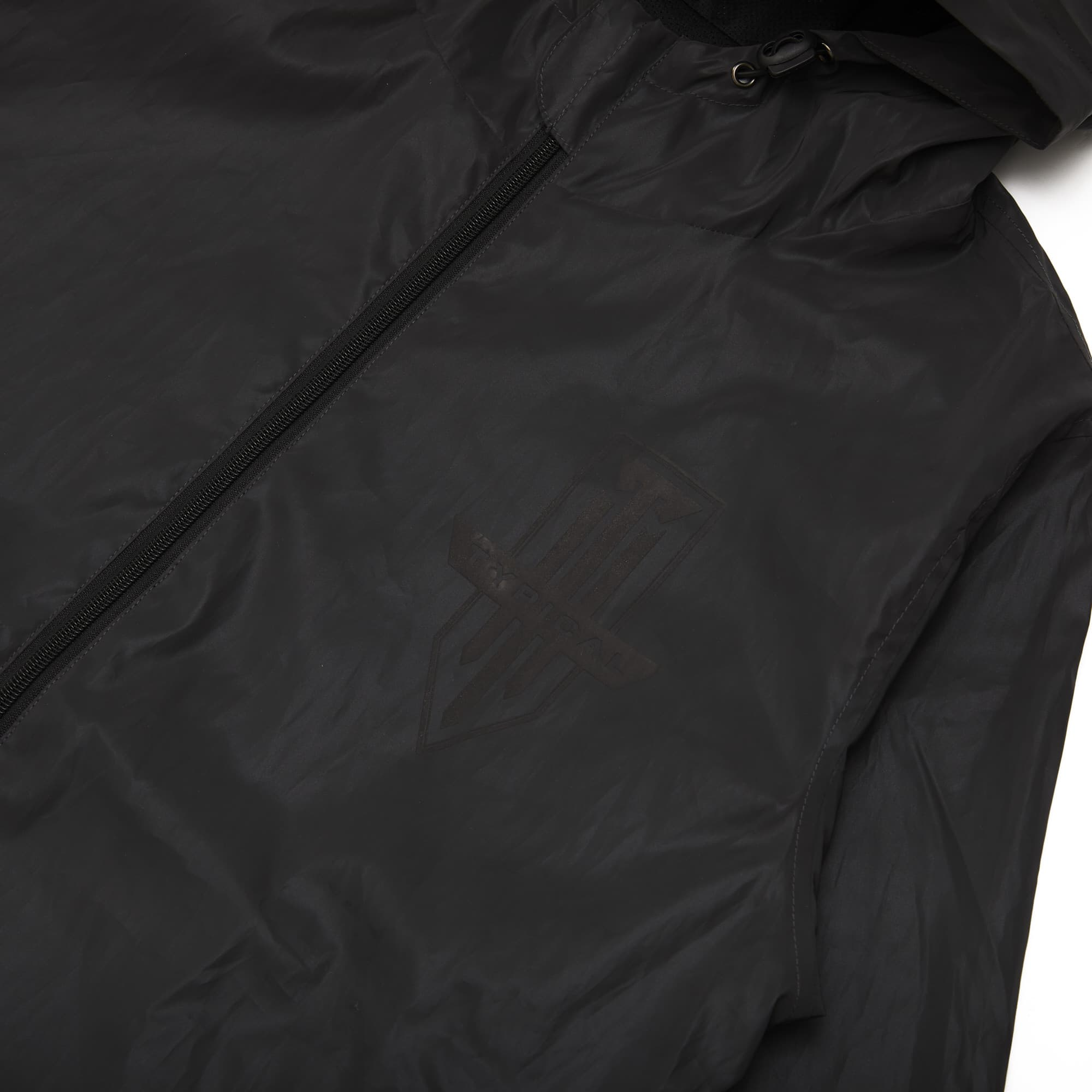 Typical 'Blackout' Reflective Jacket