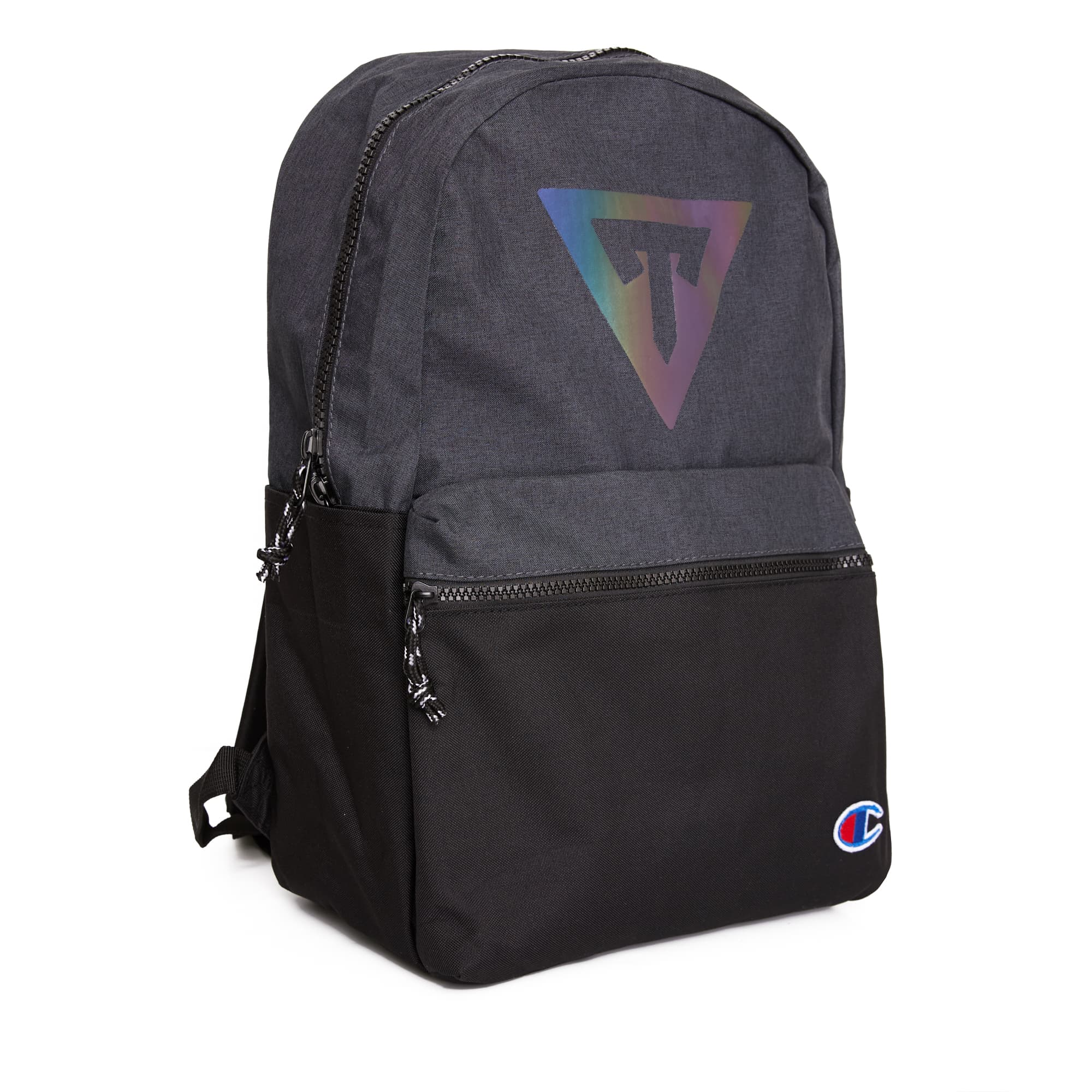 Typical x Champion Spectrum Reflective Backpack