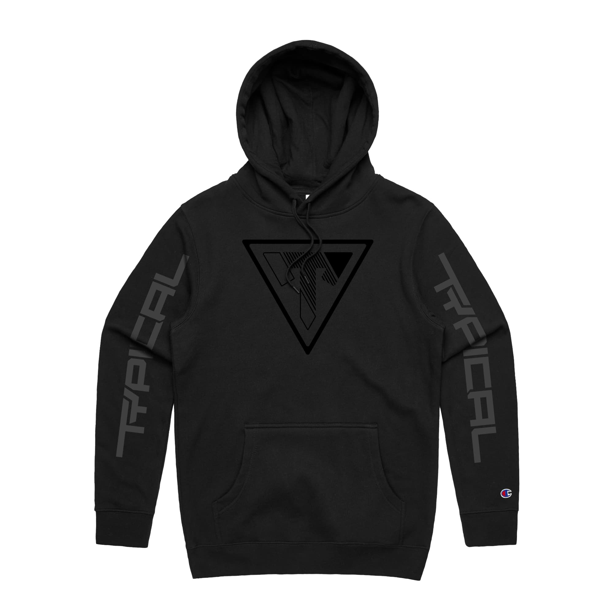 Typical 'Fragments' Spectrum Reflective Champion Hoodie