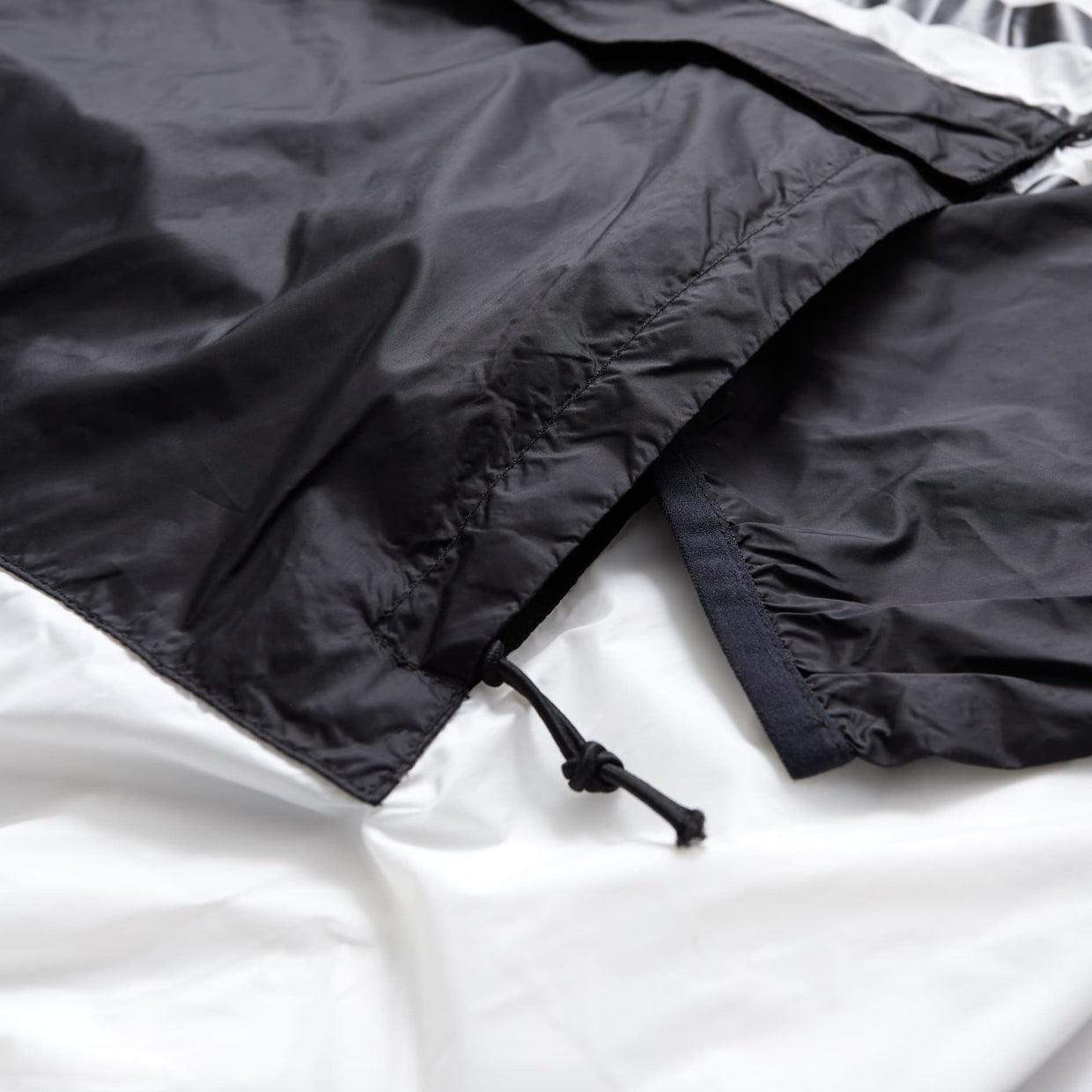 Typical 'Fragments' Lightweight Packable Anorak Jacket