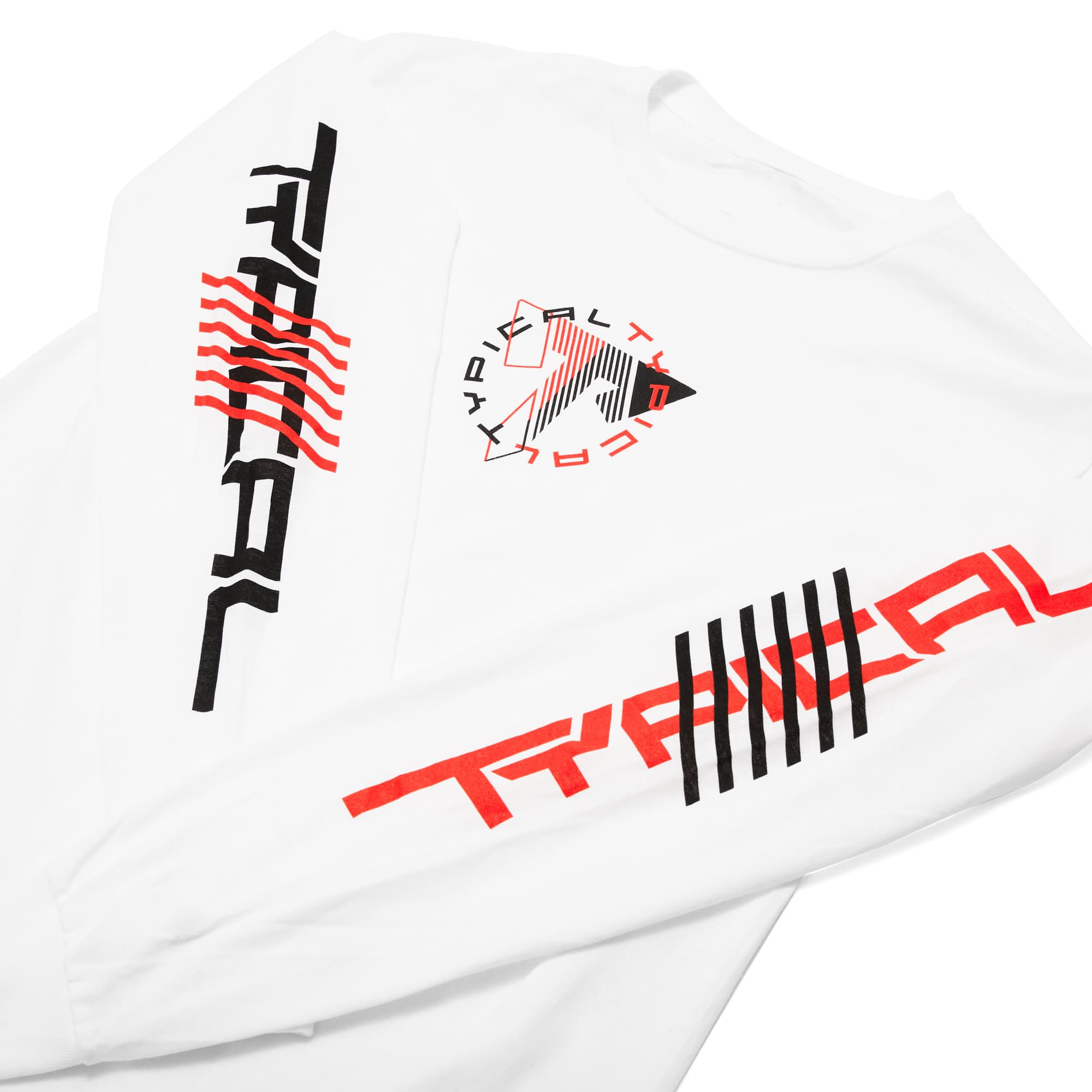 Typical 'Fragments' Youth Long Sleeve Tee