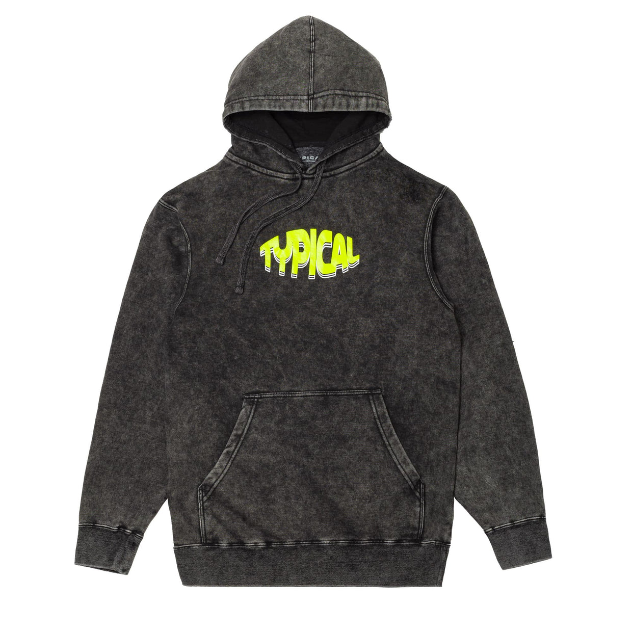 Typical 'Worldwide' Mineral Wash Hoodie
