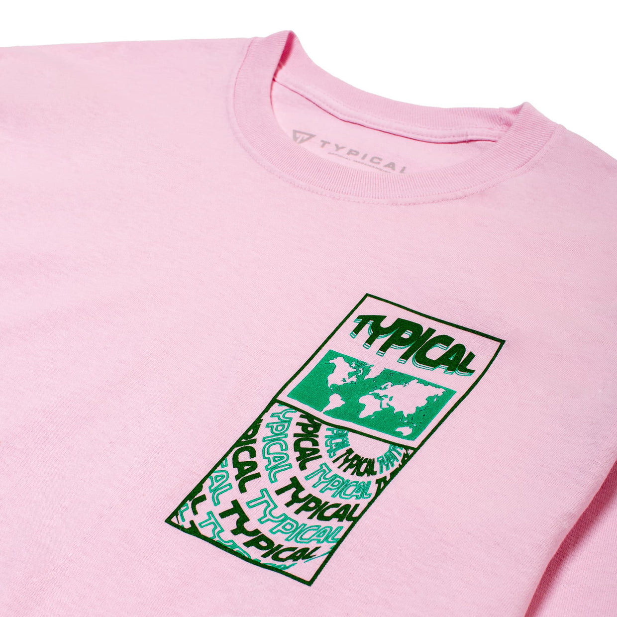 Typical 'Worldwide' Long Sleeve Tee