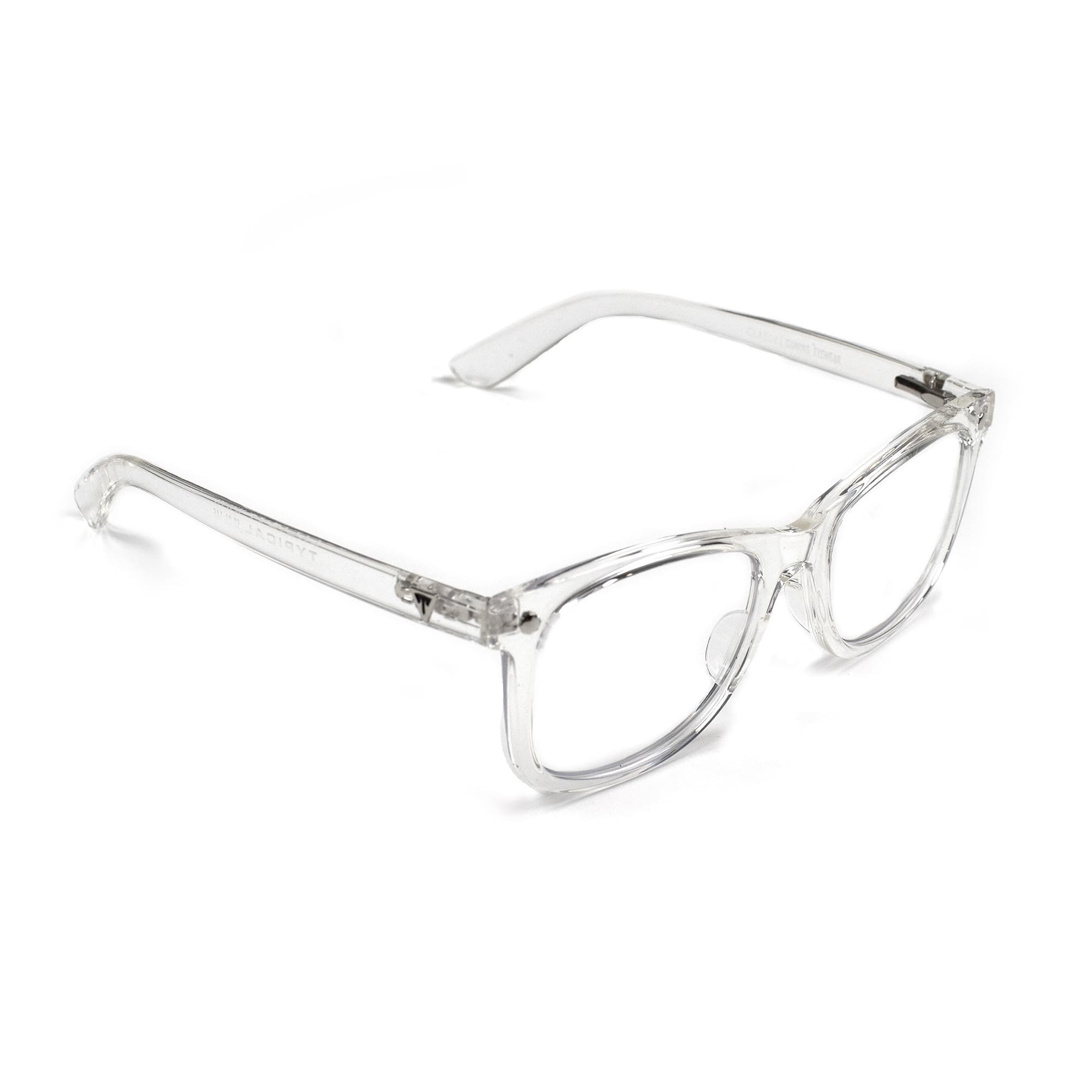 Typical x Glassy Gaming Eyewear Glasses - Clear Frame - SPECIAL EDITION