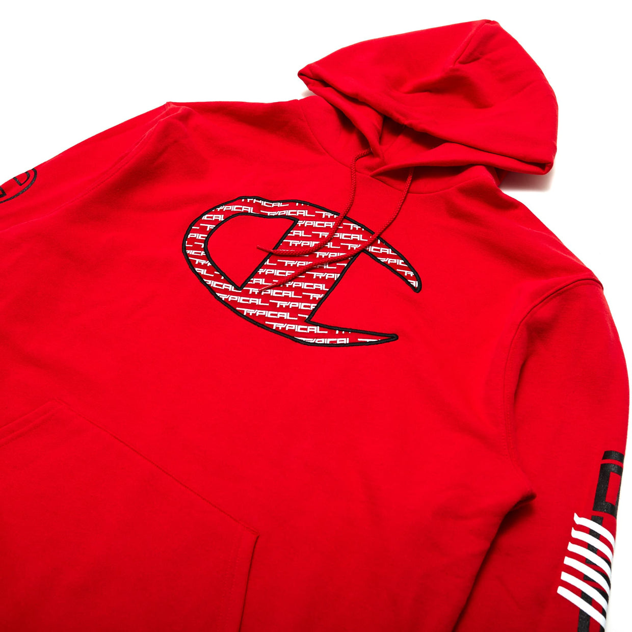 Typical Limited Edition Champion Hoodie