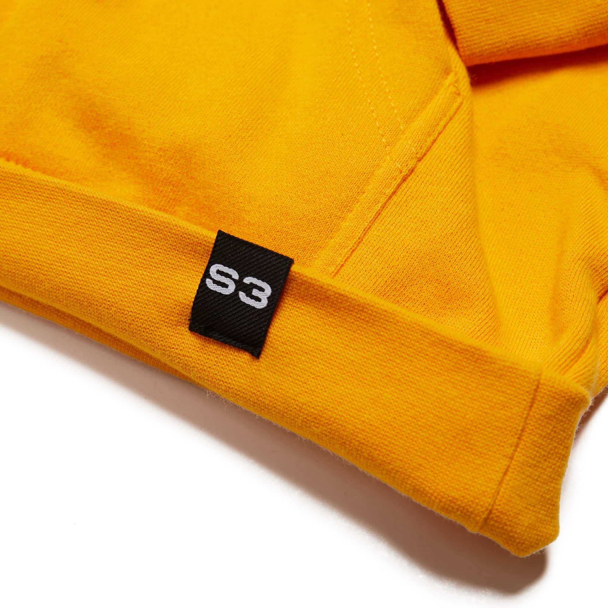 Typical 'Season 3' Hoodie - Gold
