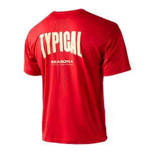 Typical Shield Performance Tee