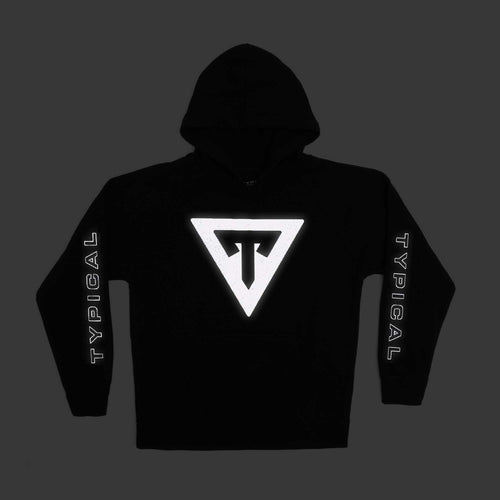 Youth 'Analogue' Reflective Hoodie