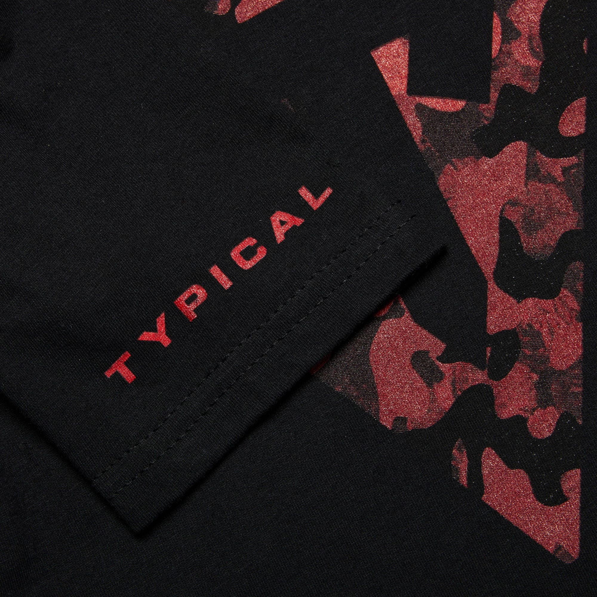 Youth Fire Camo Tee