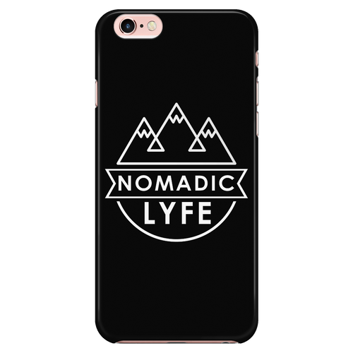 Nomadic Lyfe Phone Case (iPhone & Galaxy)