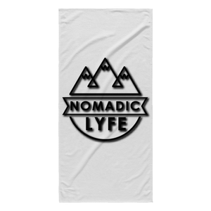 Nomadic Lyfe Beach Towels