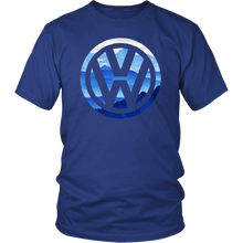VW Mountain Blue