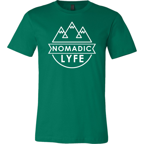 Nomadic Lyfe Stylish Fit (Long Sleve Option Too!)