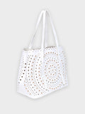 Laser Cut Tote Bag