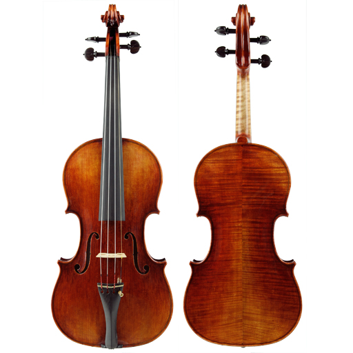 ***SOLD*** Aubert Lutherie Alexandre Lefrancois Violin