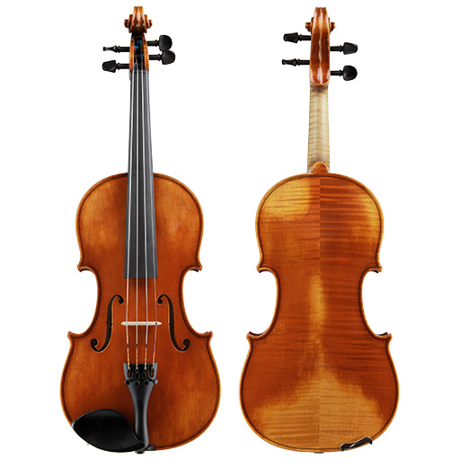 7/8 Hagen Weise Violin - #120 Strad Model - Bubenreuth Germany