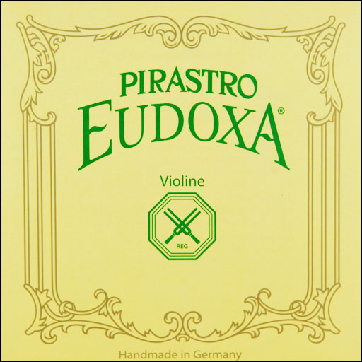 Pirastro Eudoxa Steif Violin Strings