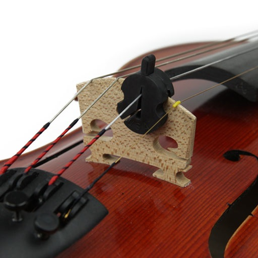 GEWA Tourte Violin Shape Violin Mute