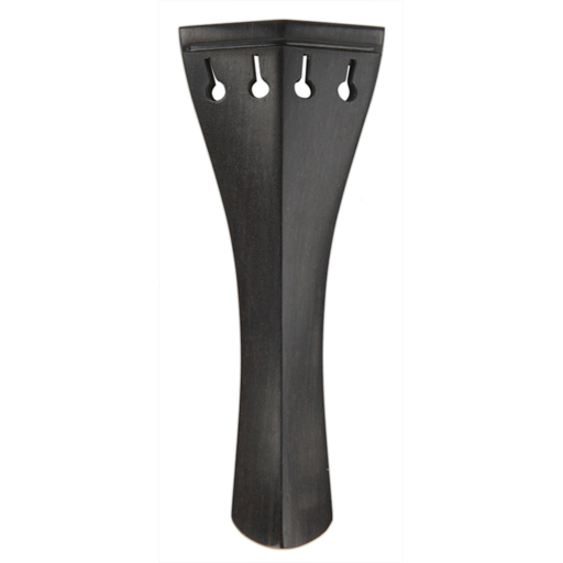 Violin Tailpiece - Wilfer Hill Ebony med
