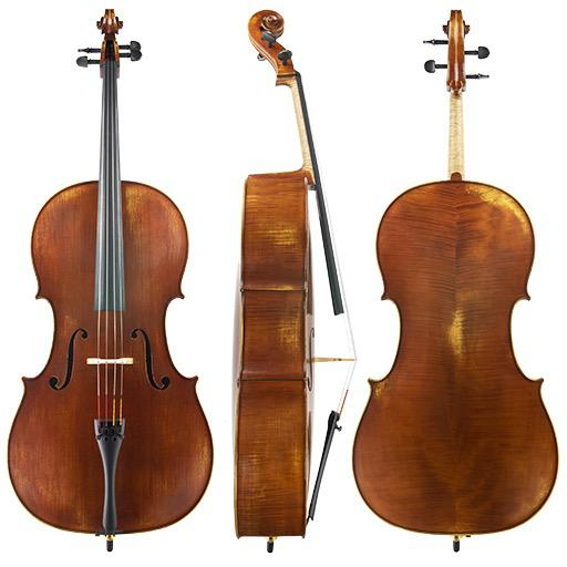 Klaus Clement C6 Strad Model Cello