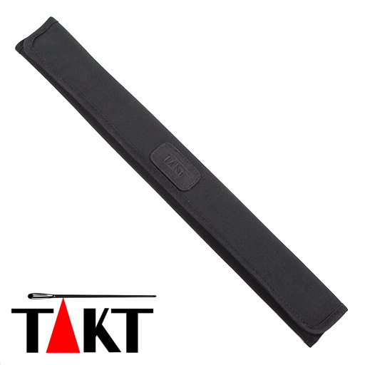 Baton Case - Takt Black Fabric Wrap Around